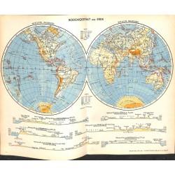 1702 map/print-EARTH printed: 1954