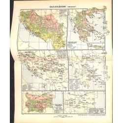 1756 map/print-BLAKAN ECONOMY printed: 1954