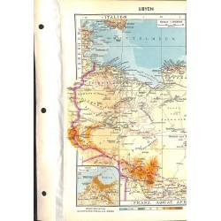 1790 map/print-LIYBIA CYRENEIKA printed: 1954