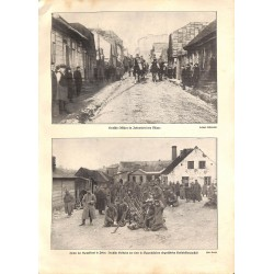 """1997 WWI print 1914/18-german soldiers photos,size:23,5 x 32,5 cm-this print comes from the austrian book """"Die grosse Zeit"""