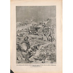 2029	 WWI print 1914/18-	Italian soldiers austro-hungarian soldiers drawing by M.Ledelt	,size:	23,5 x 32,5 cm	, printed on norma