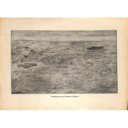 2103 WWI print 1914/18-Flandern Belgium map,size:23,5 x 32,5 cm, printed on normal paper-,this print comes from the german