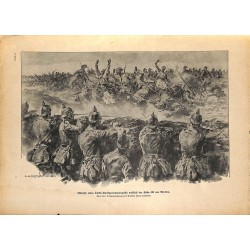 2117	 WWI print 1914/18-	Verdun Heigth 304 France Turks german soldiers Verdun	,size:	23,5 x 32,5 cm	, printed on normal paper-