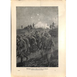 2169 WWI print 1914/18-Smorgon russian POW german soldiers,size:23,5 x 32,5 cm, printed on normal paper-,this print comes
