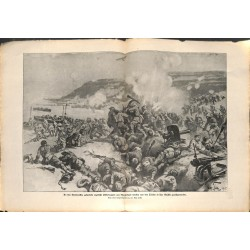 2196	 WWI print 1914/18-	Gallipoli ANZAC troops Dardanellen Chanakkale 	,size:	23,5 x 32,5 cm	, printed on normal paper-	,this p