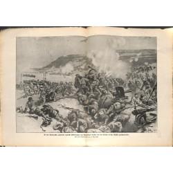 2196 WWI print 1914/18-Gallipoli ANZAC troops Dardanellen Chanakkale ,size:23,5 x 32,5 cm, printed on normal paper-,this p