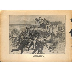 2292 WWI print 1914/18-Obrenovac austro-hungarian soldiers,size:23,5 x 32,5 cm, printed on normal paper-, poor condition, c