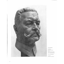 6038-WWI General Feldmarschall Paul von Hindenburgby Arno Brekerbust
