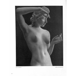 6044-Flora naked ladyby Arno Breker