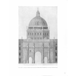 6049-Berlin Castle Berliner Stadtschloss 1841by August Stülerdrawing architecture