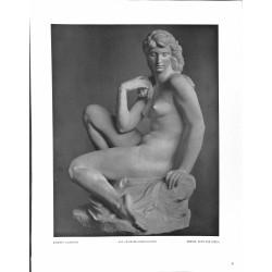 """6053-naked girl """"Abend""""by Robert Ullmannsculpture"""