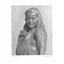 "6056-girl ""Eurydike""by Hans Haffenrichtersculpture"