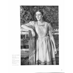 """6081-girl in white skirt """"Mädchen im weißen Kleid""""by Bernhard Dörriespainting"""