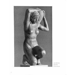 "6084-naked girl ""Primavera""by Paul Bronischsculpture"