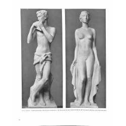 6094-naked boy and girl for the stair run in Reichsminiterium für Volksaufklärungby Fritz Klimschsculptures