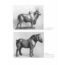 6097-cattle horse animalsby Liese-Lotte Sangerhausen & Dorothea Kirchner-Moldenhauerplastic