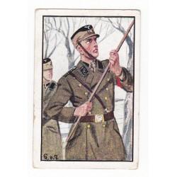 2339-SA-Mann,Nachrichtensturm Nr. 27