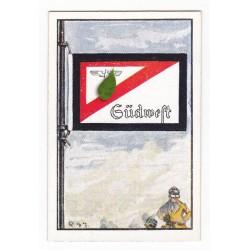 2451-Kommandflagge eines Gruppenstaffelstabes Nr. 139