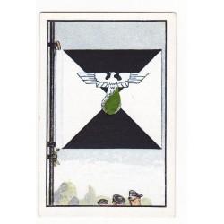 2474-Kommandoflagge, SS-Reichsführung Nr. 162