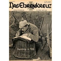 6613 No. 30-1936 DAS EHRENKREUZ - Illustrierte für Volk und Wehr -