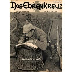 6614 No. 30-1936 DAS EHRENKREUZ - Illustrierte für Volk und Wehr -