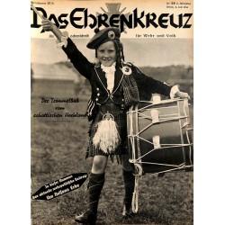 6617 No. 28-1936 DAS EHRENKREUZ - Illustrierte für Volk und Wehr -