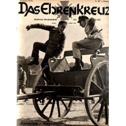 6635 No. 10-1936 DAS EHRENKREUZ - Illustrierte für Volk und Wehr -