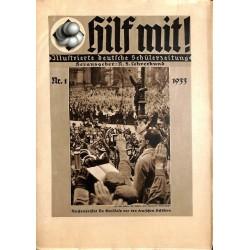 5101  Hilf mit ! - INCOMPLETE No.1-1933  Oktober