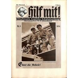 5108 Hilf mit ! - No.8-1934 Mai