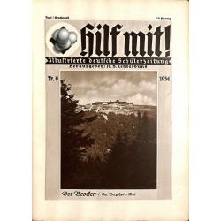 5109 Hilf mit ! - No.9-1934 Juni