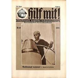 5110 Hilf mit ! - No.10-1934 Juli