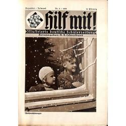 5115 Hilf mit ! - No.3-1934 Dezember