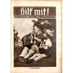 5120 Hilf mit ! - INCOMPLETE No.8-1935 Mai