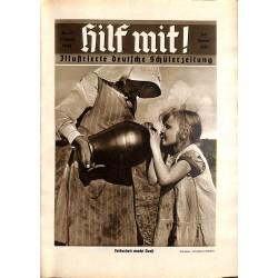 5122 Hilf mit ! - No.10-1935 Juli