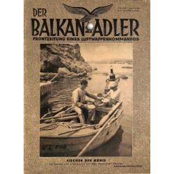 7562 DER BALKAN-ADLER No.  145/146-1944