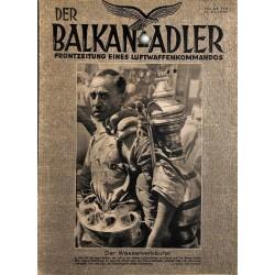 7560 DER BALKAN-ADLER No.  150-1944
