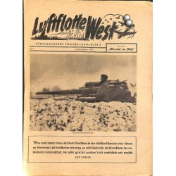 7549	 LUFTFLOTTE WEST	 No. 	 9-1939	-	03. Nov	 L
