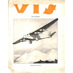 7576	 VIS	 No. 	 1-1926 	-	Juli	 Lufthansa aviation magazine