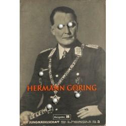 7835 DIE JUNGMÄDELSCHAFT No.  5-1939 Ausgabe B- Februar Hermann Goering