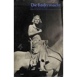 7865 DIE JUNGENSCHAFT No.  4-1935- Die Kaisermacht
