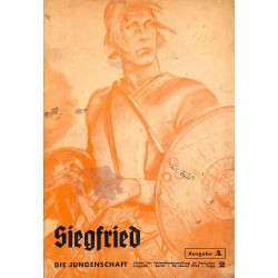 7896 DIE JUNGENSCHAFT No.  2-1938 Ausgabe A- 26.Januar Siegfried