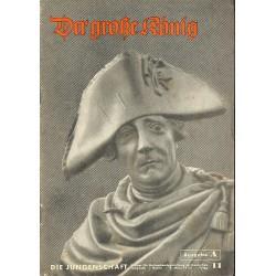 7924 DIE JUNGENSCHAFT No.  11-1939 Ausgabe A- 8.März Der grosse König