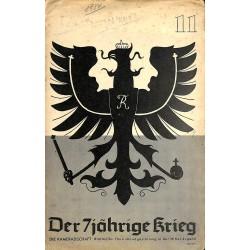 7933 DIE KAMERADSCHAFT No.  11-1935- Der 7 jährige Krieg