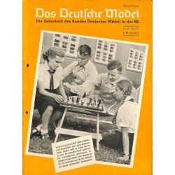 8043 DAS DEUTSCHE MÄDEL No. 6-1940 Juni
