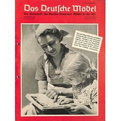 8049 DAS DEUTSCHE MÄDEL No. 10-1940 Oktober