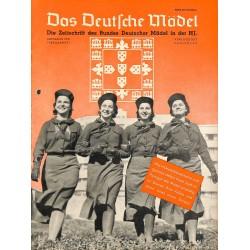 8051 DAS DEUTSCHE MÄDEL No. 2-1941 Februar