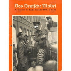 8065	 DAS DEUTSCHE MÄDEL	 No.	 4-1942 April