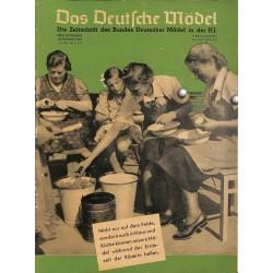 8067 DAS DEUTSCHE MÄDEL No. 6-1942 Juni