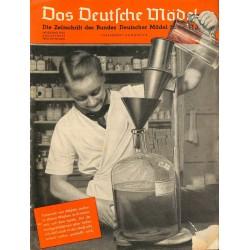 8069 DAS DEUTSCHE MÄDEL No. 8-1942 August