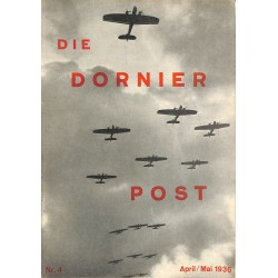 8504	 DIE DORNIER-POST	 No. 	 4-1936 April/Mai